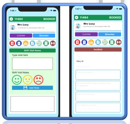 iStaffRota multi-functional Apps