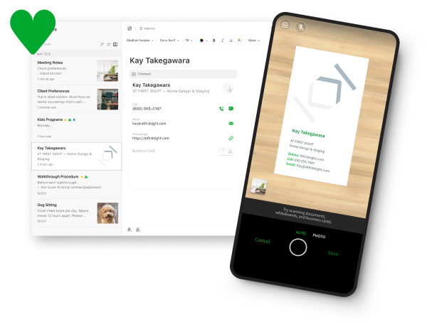 Evernote Teams Software - Go paperless