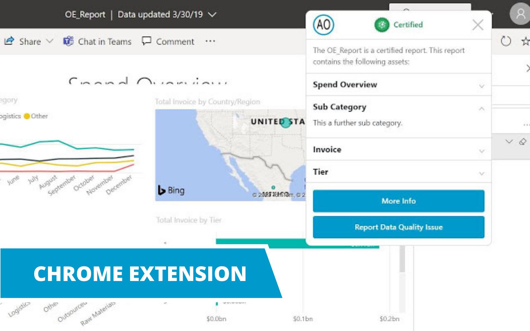 OvalEdge - Chrome Extension