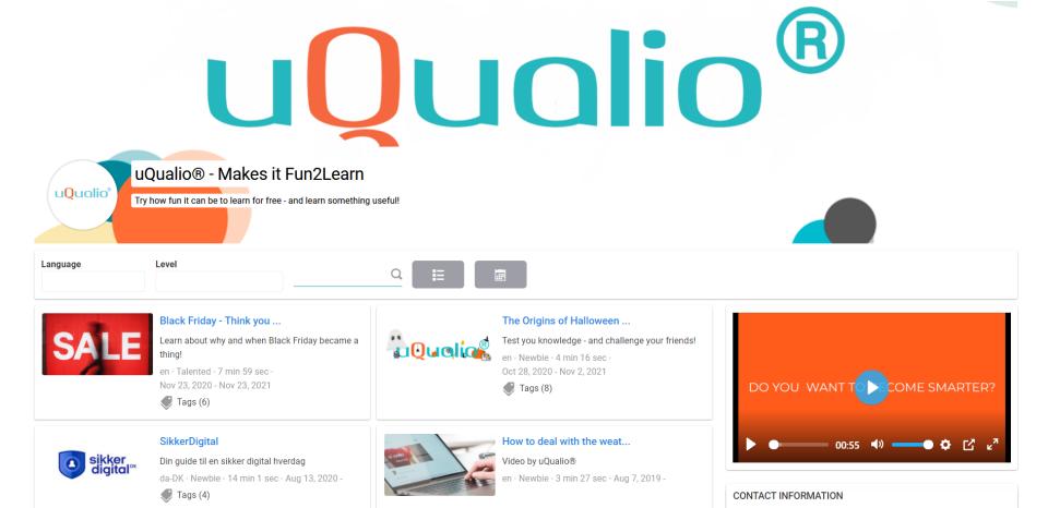 uQualio Software - 1