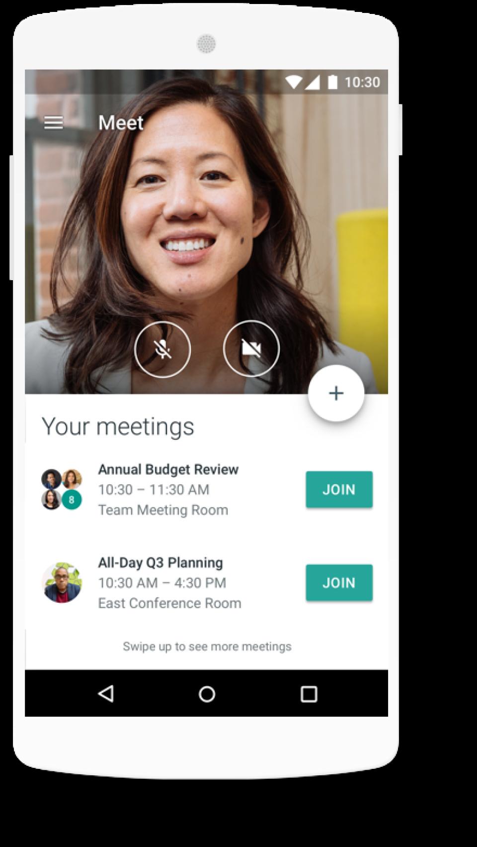 Google Meet Software - 1