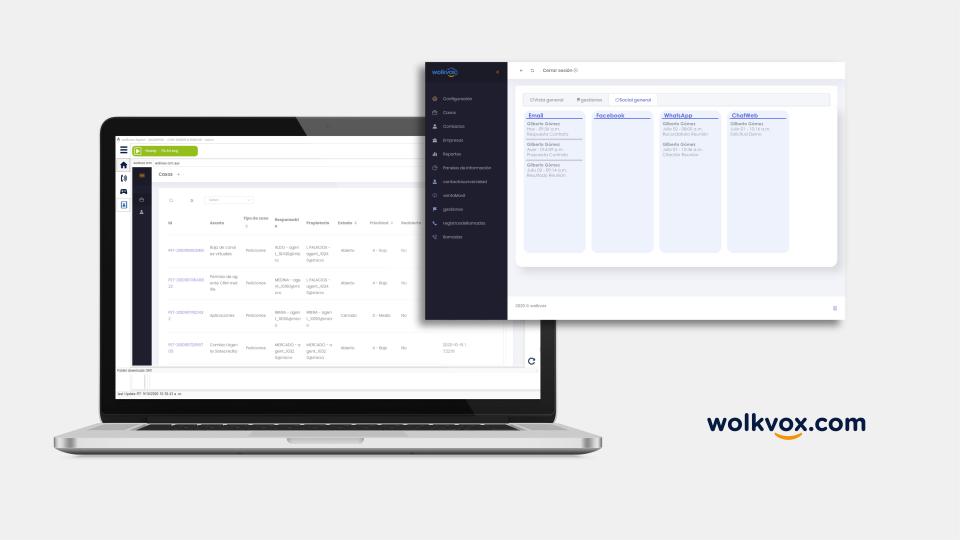 wolkvox Software - 5