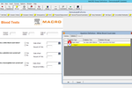 Macro Screenshot: Study definition interface with question definitions, document details and validation type