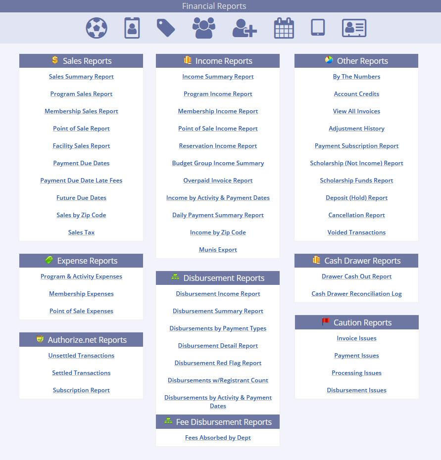 MyRec.com financial reports