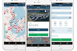 HarbaMaster screenshot: HarbaApp is a free mobile app for boaters that lets you book and pay for their berth or mooring easier than ever before. It is connected to the HarbaMaster marina management system.