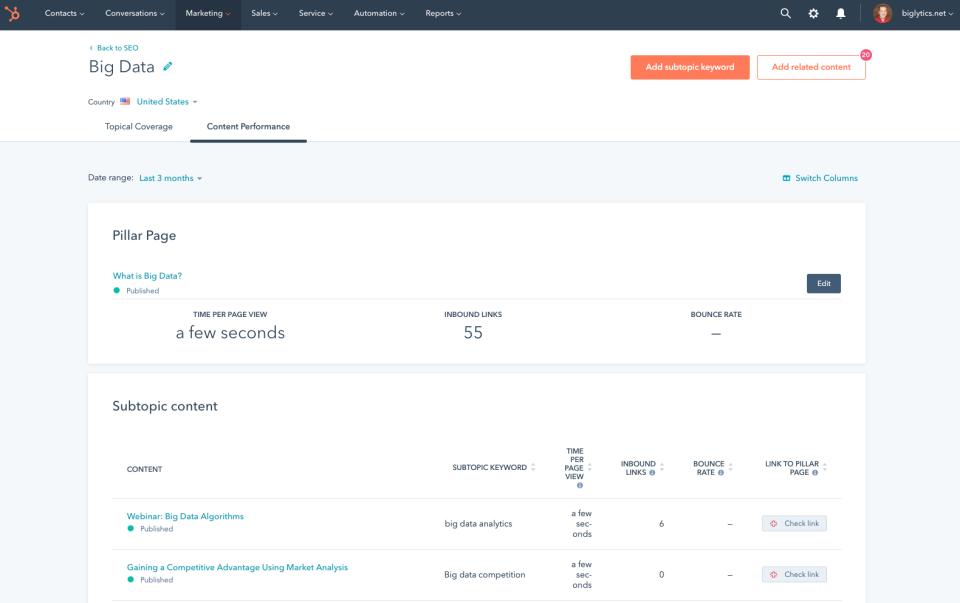 HubSpot Marketing Hub Software - 3