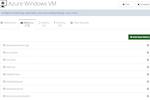 CloudMonix screenshot: Azure Cloud Performance Metrics