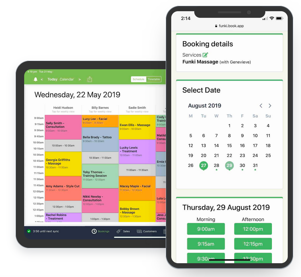Ovatu Software - Simple Dashboards, Multi-Device, Intuitive Experience