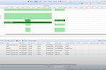 Amadeus Sales & Event Management screenshot: Amadeus Sales & Event Management function diary