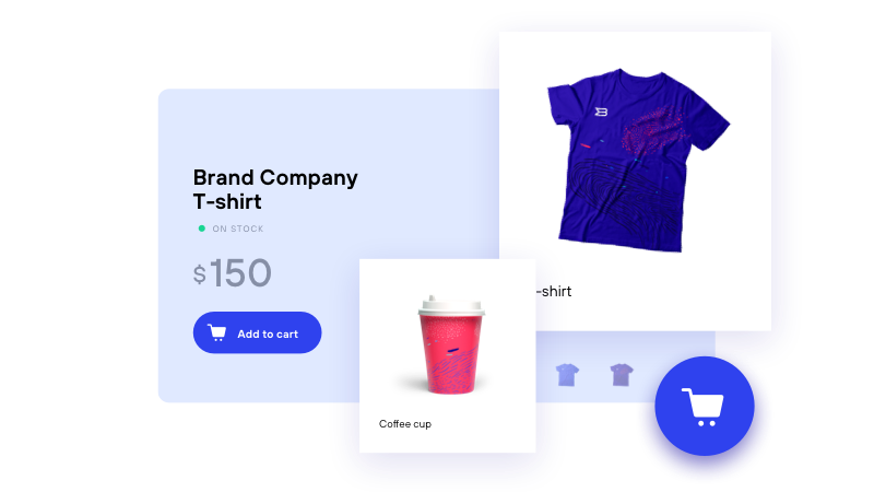Marketing Shop - Life would be a lot simpler if supply, distribution and quality control could be managed from a single, central outlet. We're pleased to say it can and, what's more, everything for sale is exclusively on-brand.