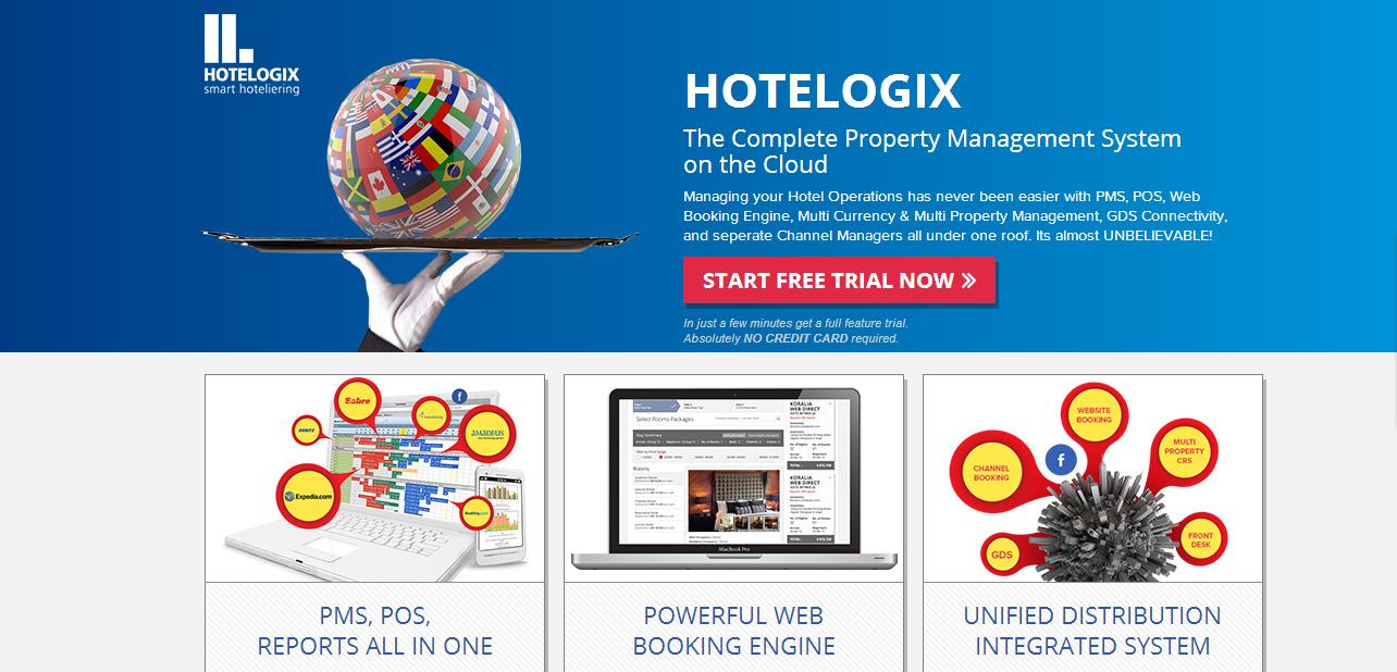 Hotelogix Software - 1