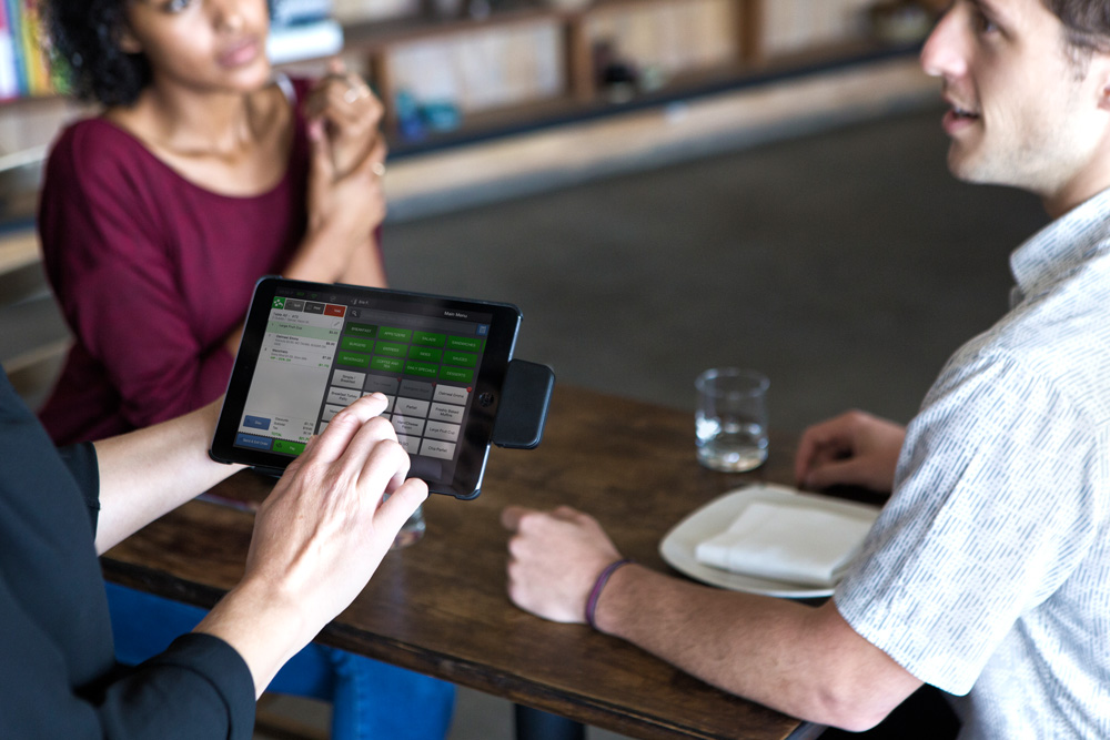 Easily take orders tableside with CAKE OrderPad to improve accuracy and faster service. Or use for line busting at quick service restaurants.