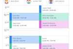 Power Diary screenshot: Power Diary one click appointment management screenshot