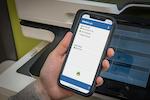 PrinterLogic Screenshot: PrinterLogic print release mobile app