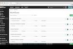 Capture d'écran pour IT Glue : Workflows can be configured and managed