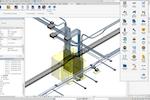 SysQue screenshot: SysQue model design