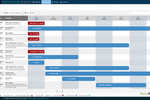 Point of Rental Software screenshot: Avoid overbookings and view availability with the calendar tool.