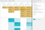 Jane screenshot: Jane calendar