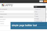 Captura de pantalla de Unbound Marketing: Page builder tools