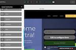 Captura de pantalla de Kartra: Kartra drag & drop page builder screenshot