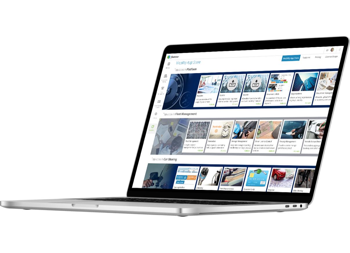 fleetster Web-App