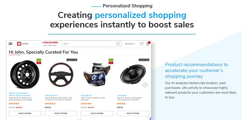 ewiz commerce Software - 4