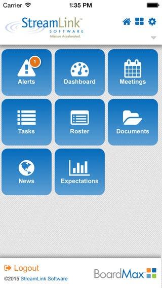 BoardMax Software - Mobile app