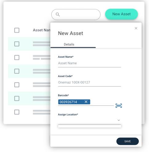 Tekmon Software - Taken asset management