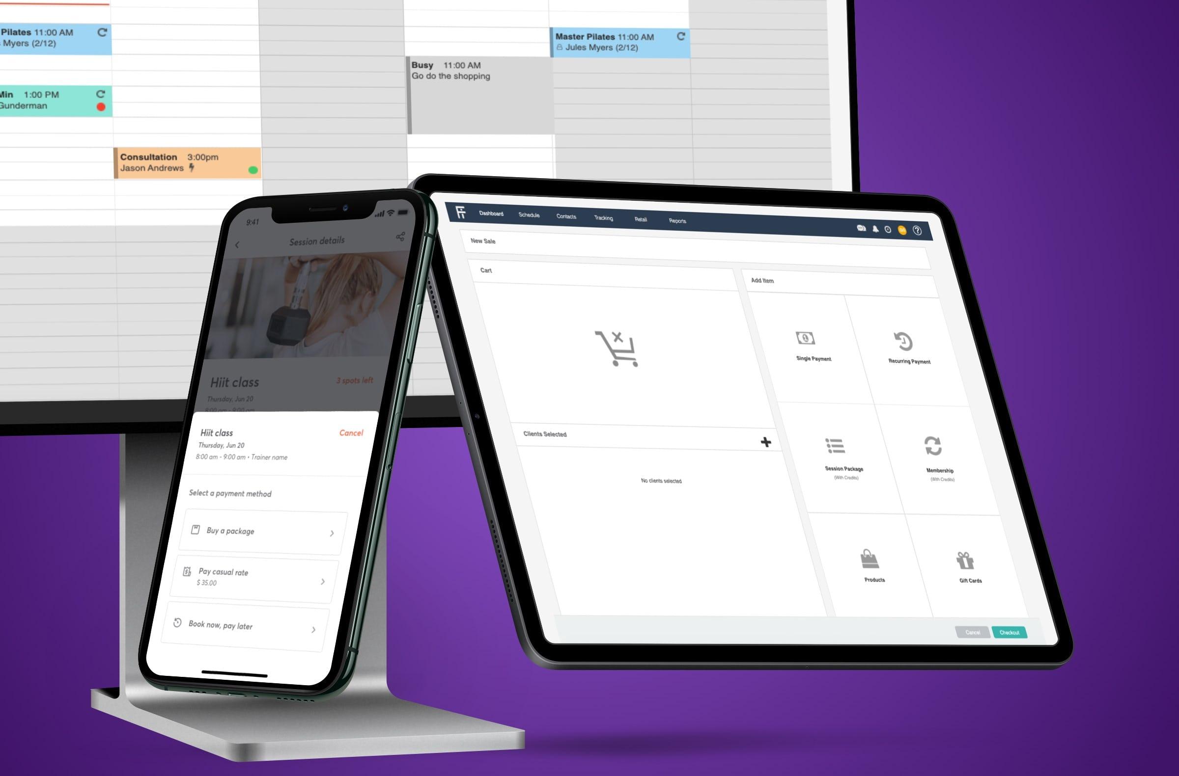 OneFitStop Software - 1