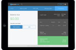 Blackpurl screenshot: iPad point of sale allows you to sell from anywhere