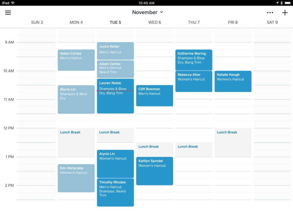Square Appointments Software - 1