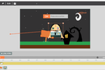 WIDEO screenshot: Create simple animations without any previous experience