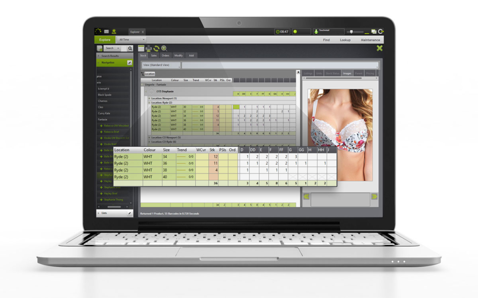 TRIMS Software - 2