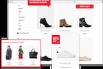 Kameleoon screenshot: Kameleoon product personalization