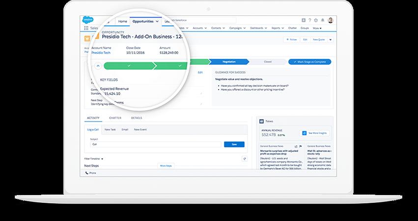 Salesforce Sales Cloud Software - 1