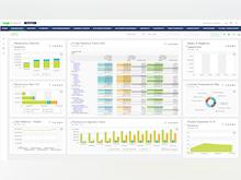 Sage Intacct Software - Dashboard