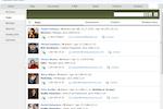 Capture d'écran pour TeamWox : Team Management
