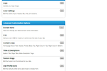 Answerbase Screenshot: Customize everything about your platform to accomplish any look and feel