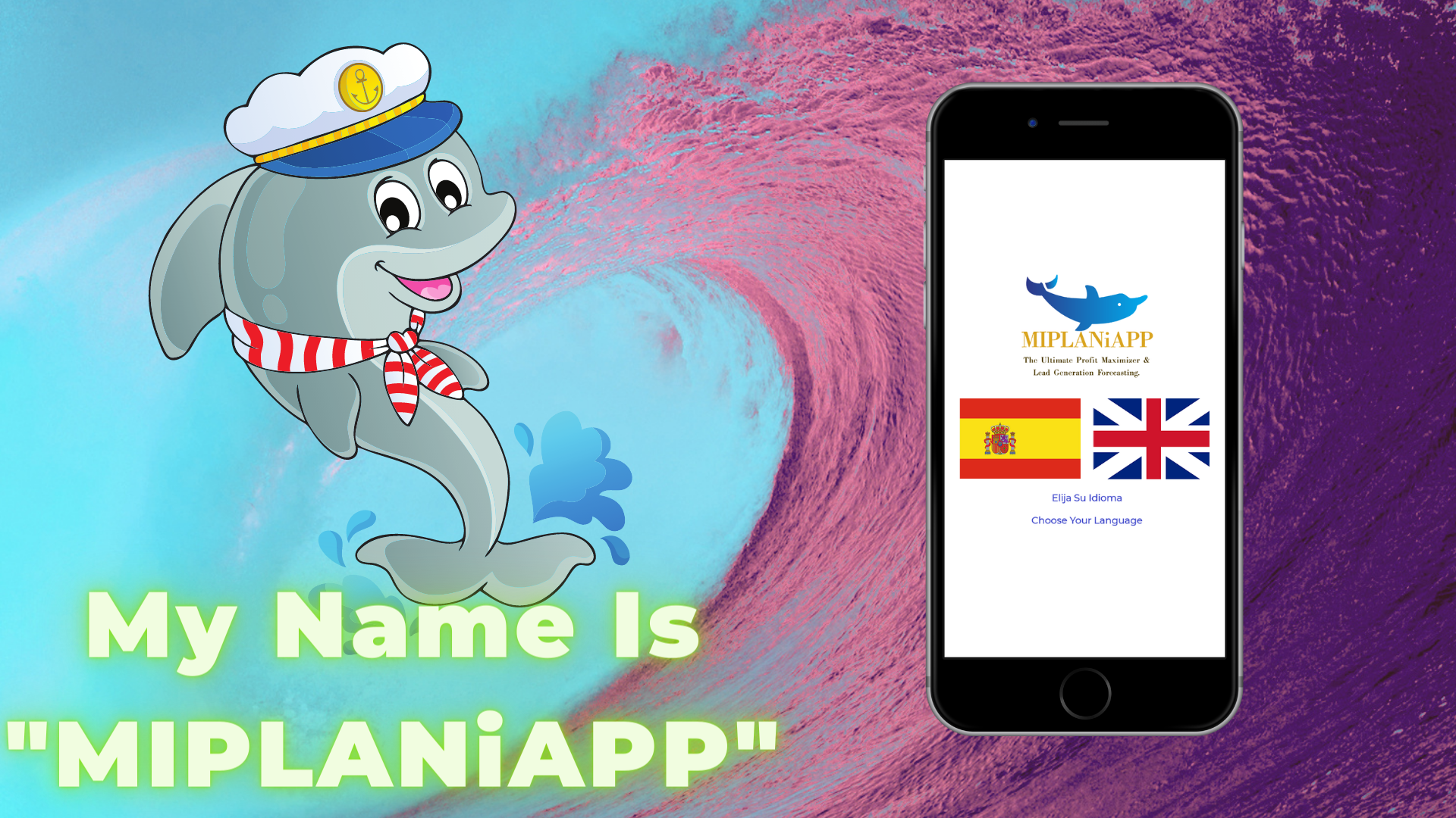 MIPLANiAPP® Is a Small Business Software to Quickly Discover Your Daily Investments´Full Potential, downloadable on Apple Store and Google Play or accessible on a web browser.