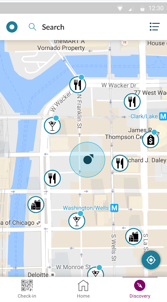 SpotOn Restaurant multi-location management