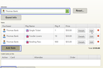 Greater Giving screenshot: Greater Giving Event Software guest checkout screenshot