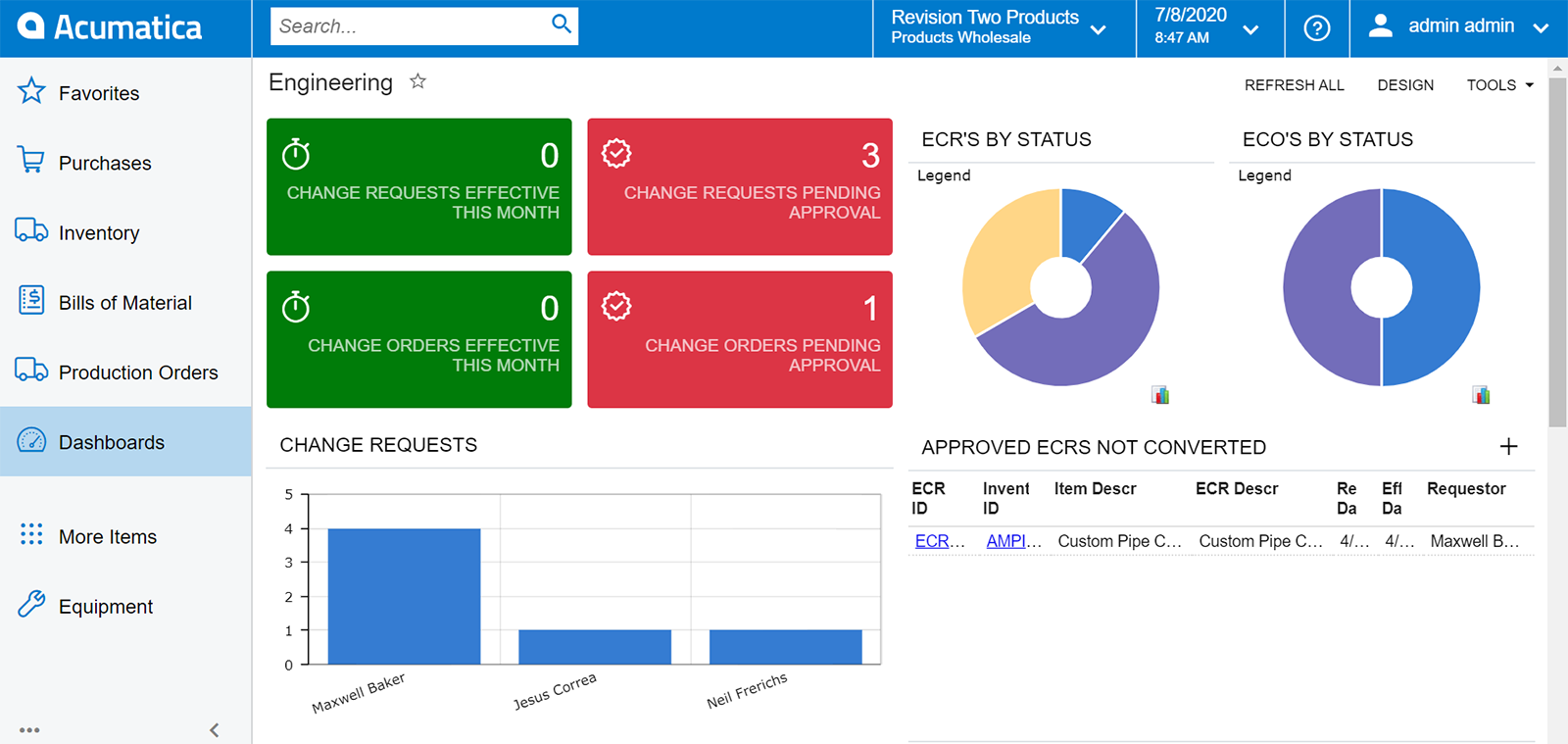 Acumatica Cloud ERP Software - 2