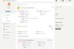 Captura de tela do Trakstar Performance Management: Employee Record