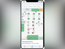 Robin Software - Plan your next trip to the office on the go