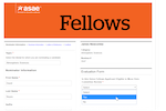 OpenWater screenshot: Encourage fellow applications by using a branded website
