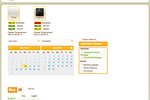 PawLoyalty Pro Software screenshot: PawLoyalty appointment booking with calendar scheduling