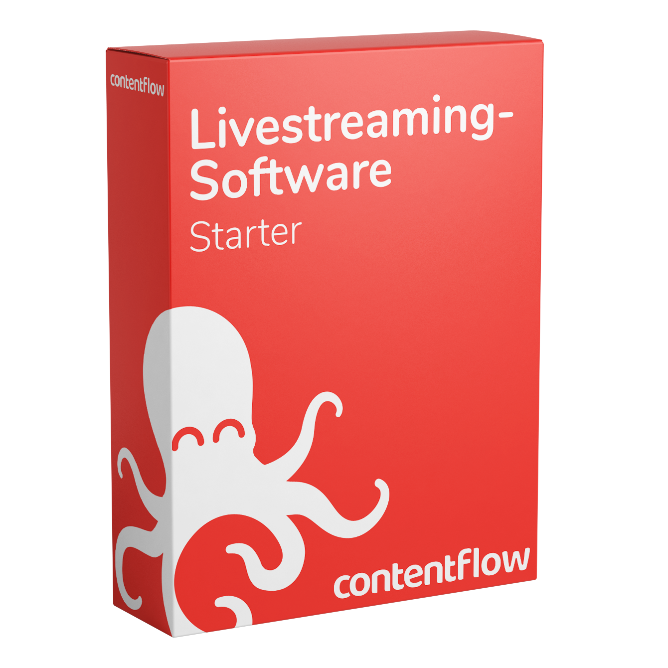 Contentflow Live Streaming Software
