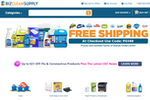 Shuup screenshot: B2B Multivendor Marketplace