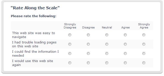 Form.com customizable form view