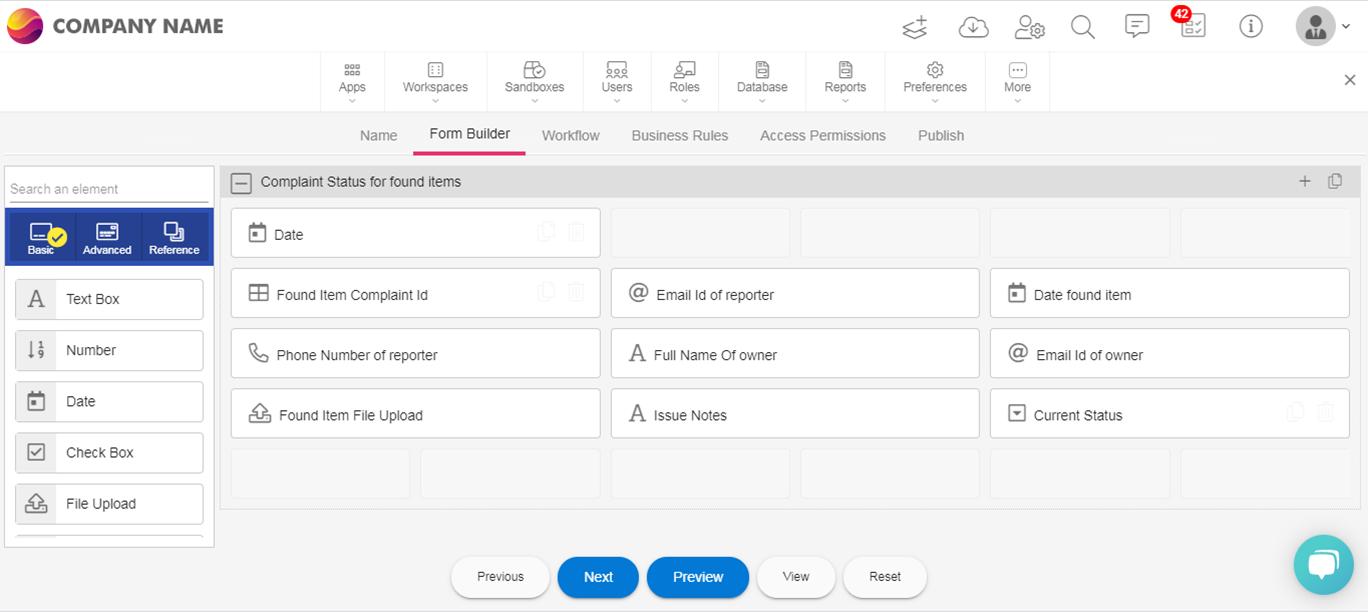 Quixy Software - Quixy Form Builder